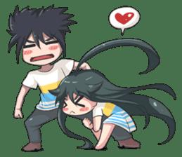 Lily & Marigold (Part Jun Lemon 2) sticker #6483934