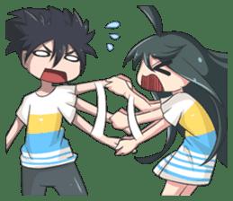 Lily & Marigold (Part Jun Lemon 2) sticker #6483937