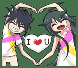 Lily & Marigold (Part Jun Lemon 2) sticker #6483940