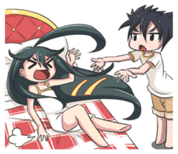 Lily & Marigold (Part Jun Lemon 2) sticker #6483948