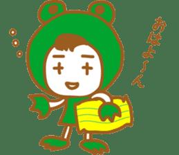 Costume Ranger vol.1 sticker #6507552