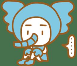 Costume Ranger vol.1 sticker #6507560