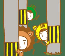 Costume Ranger vol.1 sticker #6507564