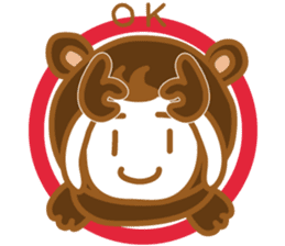 Costume Ranger vol.1 sticker #6507565