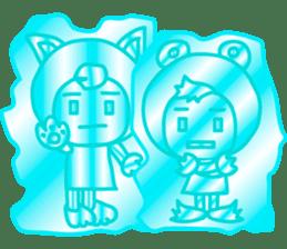 Costume Ranger vol.1 sticker #6507587