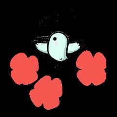Hummingbird Sticker  [Happy-chan]