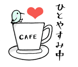 Hummingbird Sticker  [Happy-chan] sticker #6507720