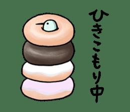 Hummingbird Sticker  [Happy-chan] sticker #6507721