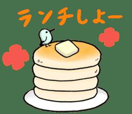 Hummingbird Sticker  [Happy-chan] sticker #6507722