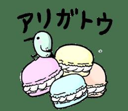 Hummingbird Sticker  [Happy-chan] sticker #6507725