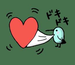 Hummingbird Sticker  [Happy-chan] sticker #6507726