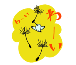 Hummingbird Sticker  [Happy-chan] sticker #6507727