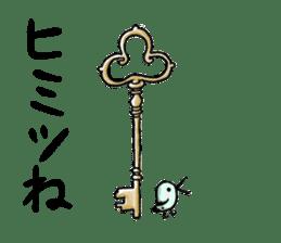 Hummingbird Sticker  [Happy-chan] sticker #6507728