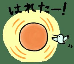 Hummingbird Sticker  [Happy-chan] sticker #6507736