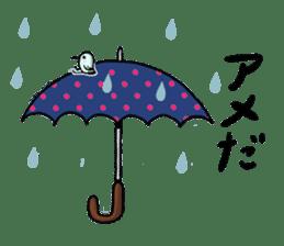 Hummingbird Sticker  [Happy-chan] sticker #6507738