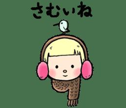 Hummingbird Sticker  [Happy-chan] sticker #6507739
