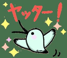 Hummingbird Sticker  [Happy-chan] sticker #6507747