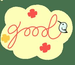 Hummingbird Sticker  [Happy-chan] sticker #6507750