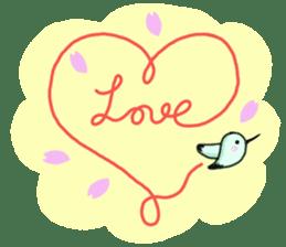Hummingbird Sticker  [Happy-chan] sticker #6507751