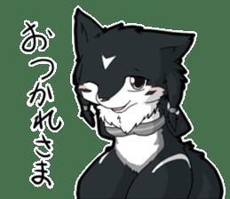 KemoKemoSticker sticker #6507857