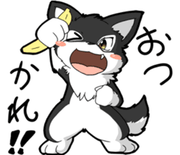 KemoKemoSticker sticker #6507858