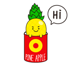lovely fruit sticker #6519584