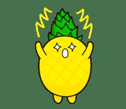 lovely fruit sticker #6519587
