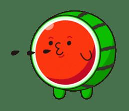 lovely fruit sticker #6519597