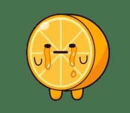 lovely fruit sticker #6519603