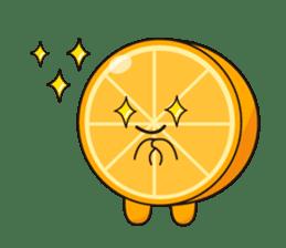 lovely fruit sticker #6519605