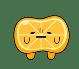 lovely fruit sticker #6519606