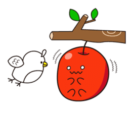 lovely fruit sticker #6519607