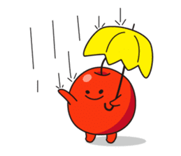 lovely fruit sticker #6519610