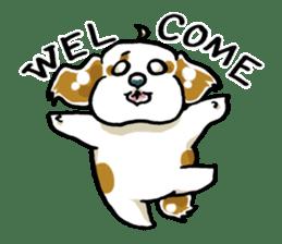 Freely Shih Tzu sticker #6520185