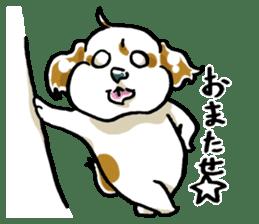 Freely Shih Tzu sticker #6520186