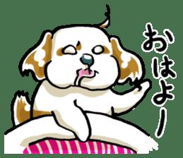 Freely Shih Tzu sticker #6520192
