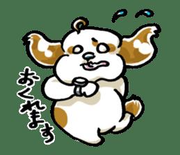 Freely Shih Tzu sticker #6520194