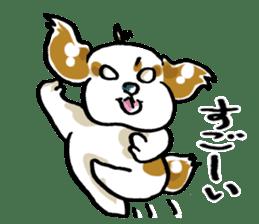 Freely Shih Tzu sticker #6520196
