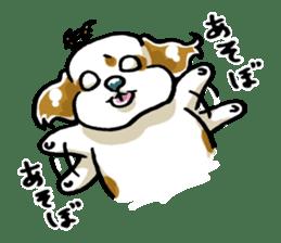 Freely Shih Tzu sticker #6520201