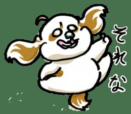 Freely Shih Tzu sticker #6520207