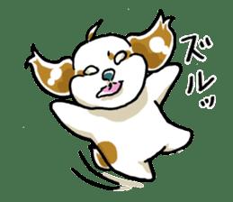 Freely Shih Tzu sticker #6520214