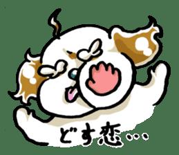 Freely Shih Tzu sticker #6520215