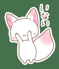 Two fox sticker #6522696