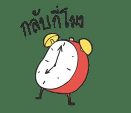 sleepy potatoes sticker #6523392