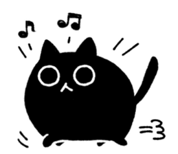 kedamaCAT sticker #6527956