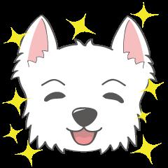 I LOVE West Highland White Terrier part4