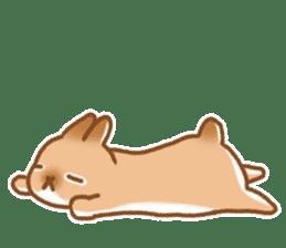japanese bunny sticker (silent ver.) sticker #6532348