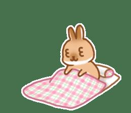 japanese bunny sticker (silent ver.) sticker #6532366