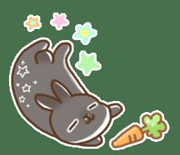 japanese bunny sticker (silent ver.) sticker #6532367