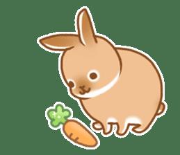 japanese bunny sticker (silent ver.) sticker #6532374